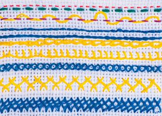 cross stitch background
