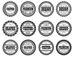 Set award stamp for design studios