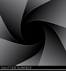 Shutter - realistic VECTOR illustration.