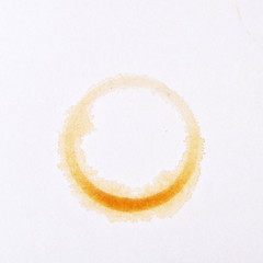 round stains
