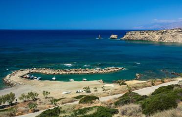 Small Cretan Harbor
