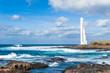 Lighthouse Faro at Tenerife island