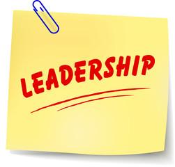 Vector leadership message