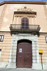 Palazzo Epifanio Marini Trapani Sicily Italy