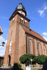 Marienkirche Waren Müritz Mecklenburg-Vorpommern