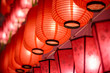 Colorful International Lanterns Festival  , Chiang Mai ,Thailand