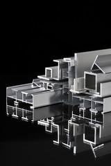 Aluminium-Profilleisten