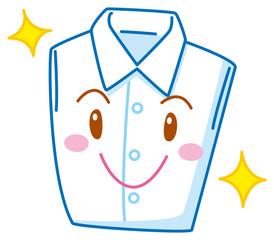 Yシャツキャラクター