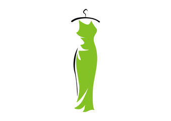 woman fashion logo shopping