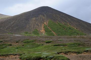 montagne islandaise