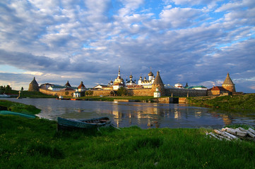 Соловецкий монастырь, Карелия