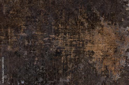 fototapeta na ścianę Altes Kuchenblech mit Kratzern