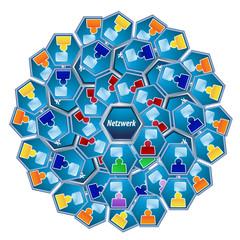 Sumbol - Netzwerk
