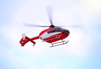Air Ambulance Copter