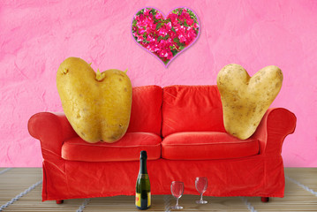 Love Couch Potatoes