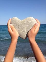 un cuore di sasso