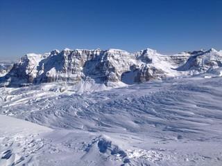 Panorama cima Grostè