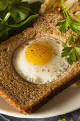 Egg in a Basket