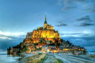 HDR du Mont Saint Michel