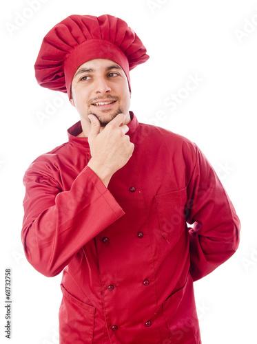 Chef potrait