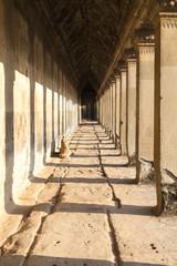 Galerie in Angkor Wat