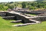 Roman archeological site, Felix Romuliana, Serbia. poster