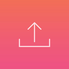 Upload - Finely crafted line icons