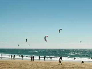 Beach-Aktivity