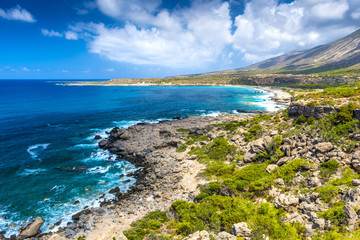 Beautiful Shore Of Crete, Greece