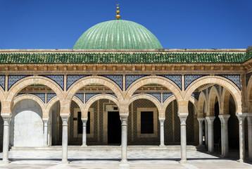 Mausoleo Burguiba Túnez