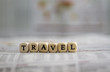 canvas print picture - Travel