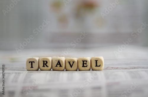 canvas print picture Travel