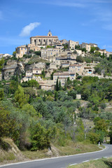 Carte-Postale - Village de Gordes (Vaucluse) France