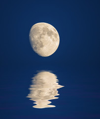 moon an mirroring