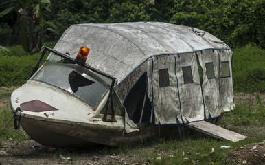 Barco viejo