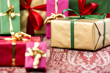 Single-Colored Presents for Many Occasions