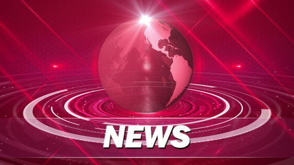 abstract for news background