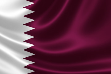 Qatar's Flag