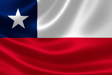 Chile's Flag