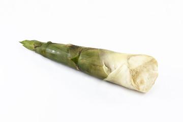 Bamboo,shoots isolated