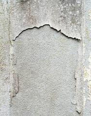 Abrasive Blot on wall Concrete