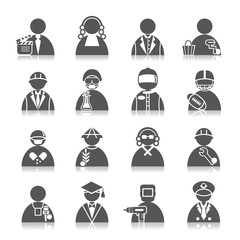 Occupation Icons