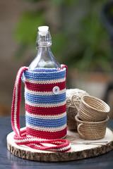 Colorful Crochet bag