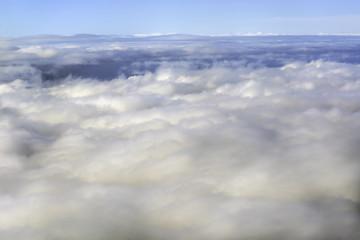 Fluffy Rain Clouds