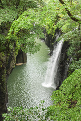 真名井の滝 宮崎