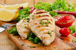 Grilled chicken breast - 68750338