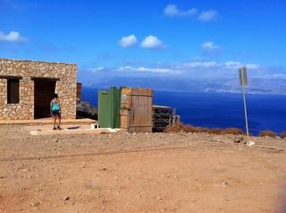 Panorama a Creta