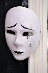 Theater Maske - theatre mask