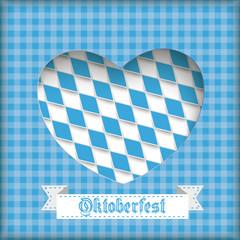 Oktoberfest Heart Hole
