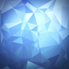Abstract diamond facet texture - bright background